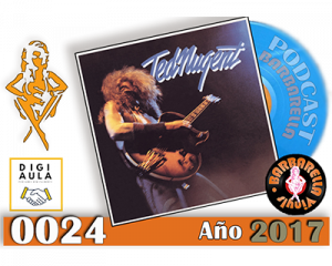 24- Ted Nugent